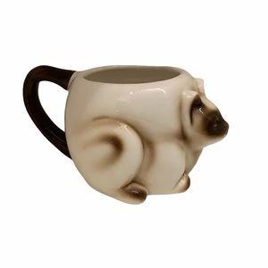 VINTAGE Siamese Cat NC Cameron & Sons Mug